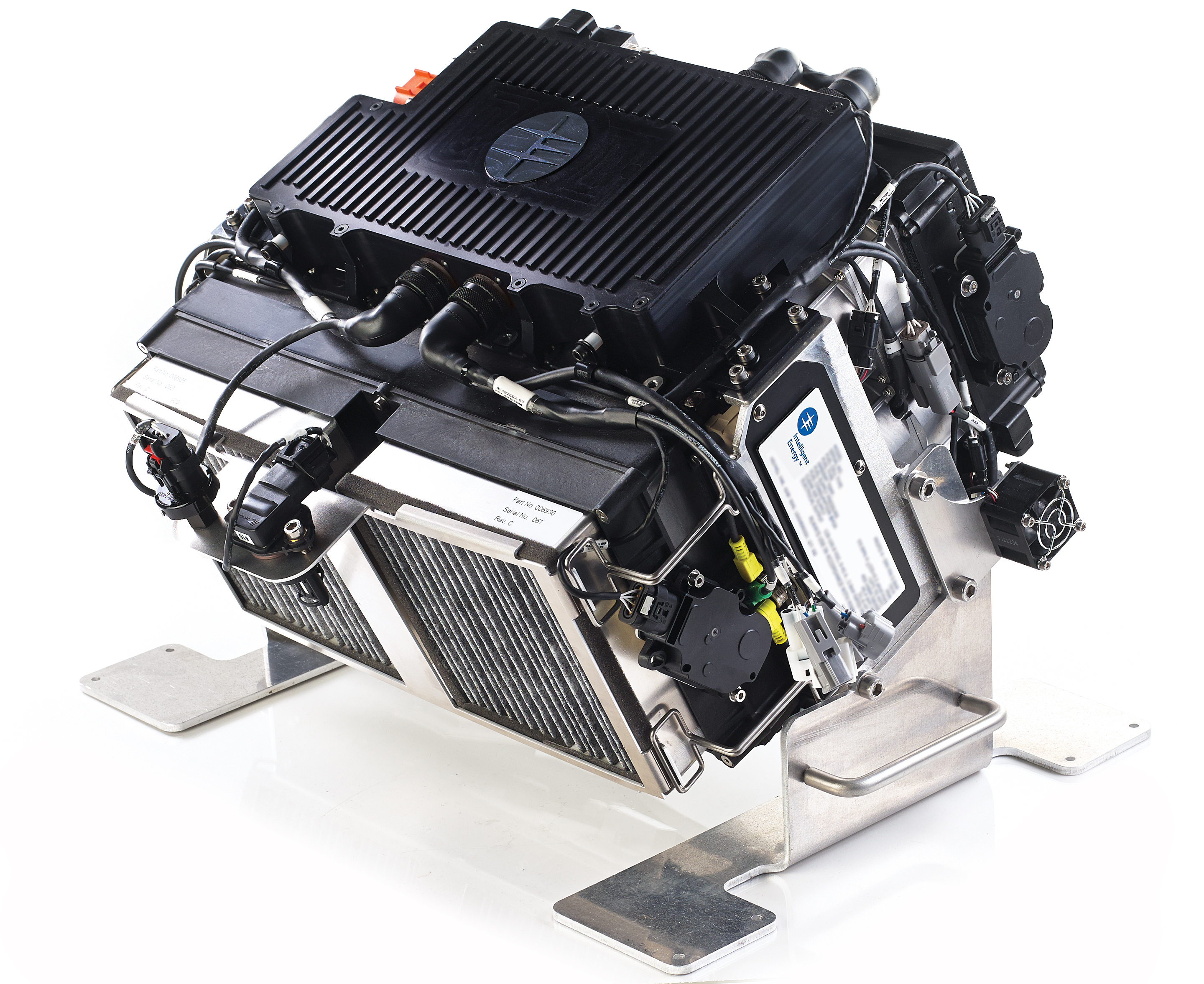 Intelligent Energy Unveils Next Generation, Integrated and Compact Fuel Cell Power Unit at JSAE 2014 (Photo: Business Wire)