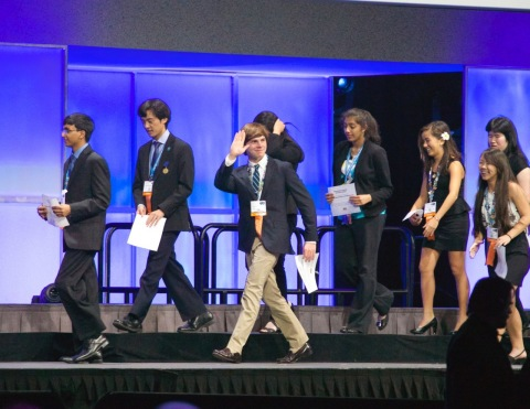 "Chapman Caddell Wins Physics and Astronomy ""Best of Category"" Award at Intel International Science a ..."