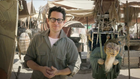 "J.J. Abrams Announces ""Force for Change"" Campaign to Benefit UNICEF's Innovation Labs and Programs ( ..."