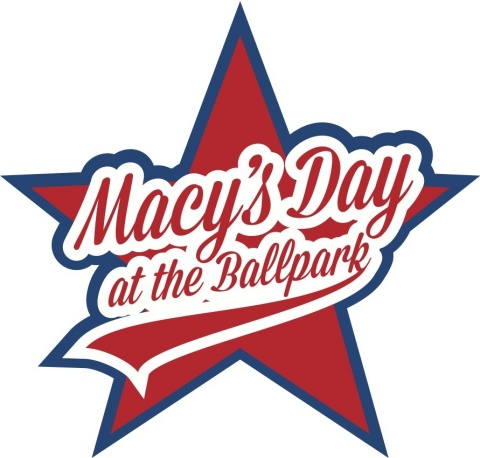 "Macy's Day at the Ballpark"" on June 1 as part of Macy's ""American Icons"" campaign (Graphic: Business Wire)"