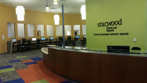Starwood Hotels & Resorts Witchita Customer Contact Center (Photo: Business Wire)
