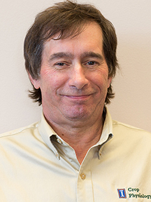 Fred E. Below, PhD, Professor of Crop Physiology, University of Illinois (Photo: Business Wire)