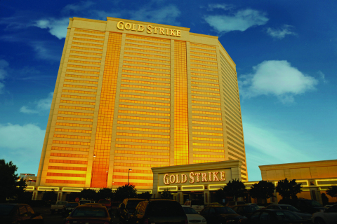 myVEGAS Players Can Now Redeem Rewards at Beau Rivage and Gold Strike Destinations Off the Las Vegas Strip (Photo: Business Wire)