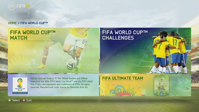FIFA 14--FIFA Ultimate Team World Cup--Official Trailer