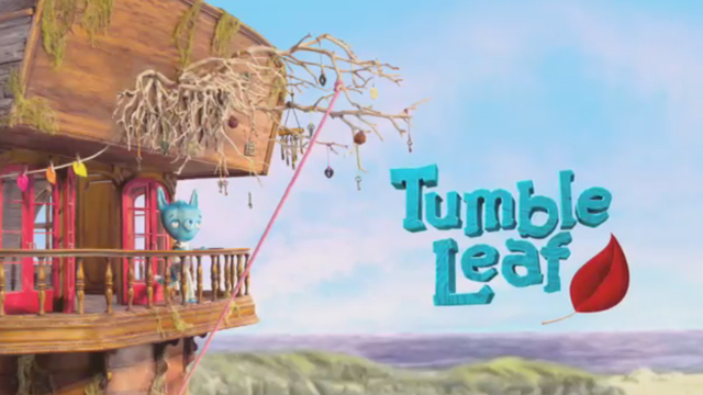 "Amazon's first original kids series ""Tumble Leaf"" debuts today on Prime Instant Video."