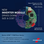 Fairchild's new SPM® Smart Power modules deliver industry-leading efficiency. (Graphic: Business Wire)