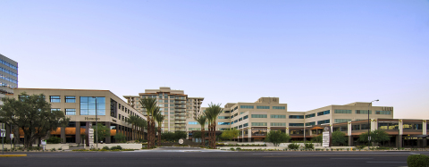 KBS Real Estate Investment Trust III announces the purchase of Anchor Centre in Phoenix for $85.1 million plus closing costs. (Photo: Business Wire)