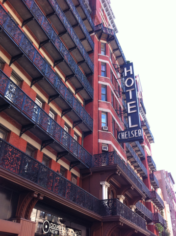 Hotel Chelsea (Photo: Business Wire)