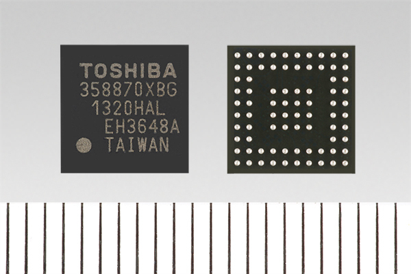 Toshiba Launches Industry's First 4K HDMI(R) to MIP(R) Dual