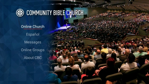 Community Bible Church Launches First Faith Based Channel