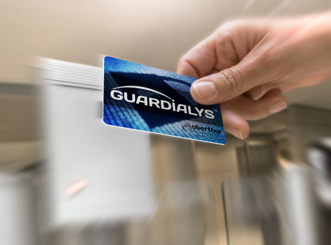 Guardialys Convergence, OT's new secure access control solution through a unique secure device (Phot ...