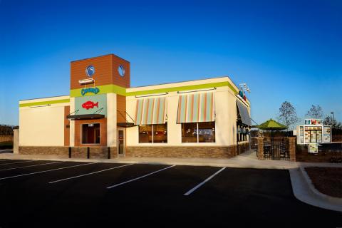 New Restaurant Design - Captain D's (Photo: Business Wire)