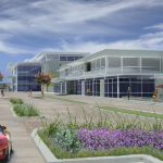 Sentinel Capital will break ground this year on the first phase of AllenPlace, a master-planned, 22.5-acre, 700,000 SF, five-building Class A office park being developed along North Central Expressway's east side between West Bethany and West McDermott Drives in Allen, TX. (Photo: Business Wire)
