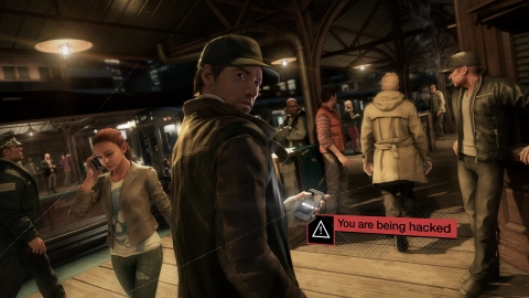 Ubisoft announces highly anticipated open world game, Watch Dogs. (Photo: Business Wire)
