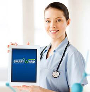 SmartWard helps make hospitals more efficient, with accurate digital records that improve quality of ...