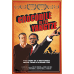 Film poster from award-winning documentary 'Crocodile in the Yangtze: The Alibaba Story'. (Photo: Business Wire)