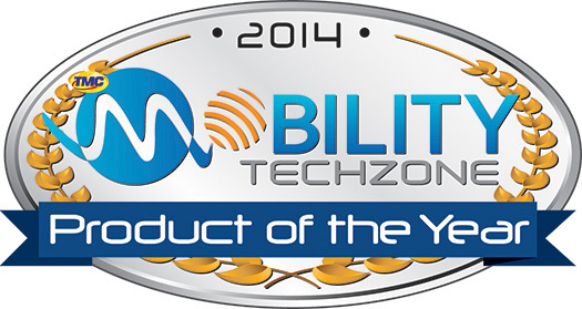 Mobility Tech Zone Award (Graphic: Business Wire)