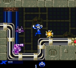 The final Mega May release is Mega Man Xtreme 2, which originally launched on the Game Boy Color system in 2001. (Photo: Business Wire)