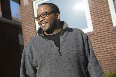 Randall Jackson (Photo: Brian K. Camp)