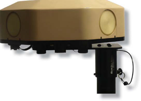 From Teledyne Microwave Solutions, the PHOBOS-R Threat Warner/RESM, an extremely compact and affordable EW sensor system. (Photo: Business Wire)