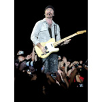 U2 guitarist, The Edge, has joined the board of directors of Fender Musical Instruments Corporation. (Photo: Business Wire)