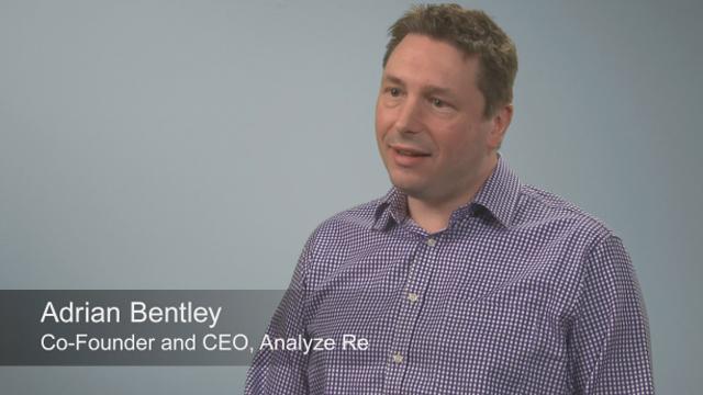 RMS(one) Developer Spotlight: Analyze Re - Analyze Re's product helps increase efficiency of capital deployment through its portfolio-based risk metrics and optimization platform.
