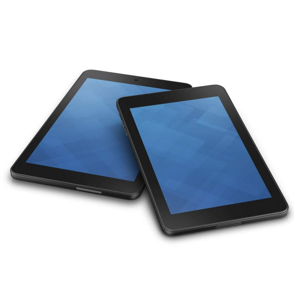 Dell Venue Pro 7 and 8 tablets (Photo: Business Wire)