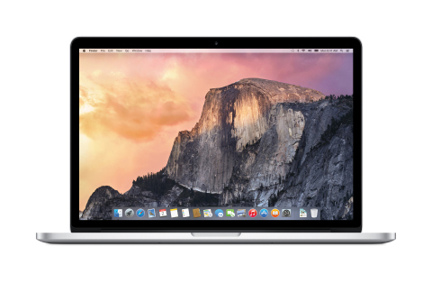 OS X Yosemite introduces a refined new design, powerful apps and amazing new continuity features. (P ...