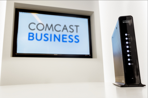 New Business Wireless Gateway from Comcast Business (Photo: Business Wire)
