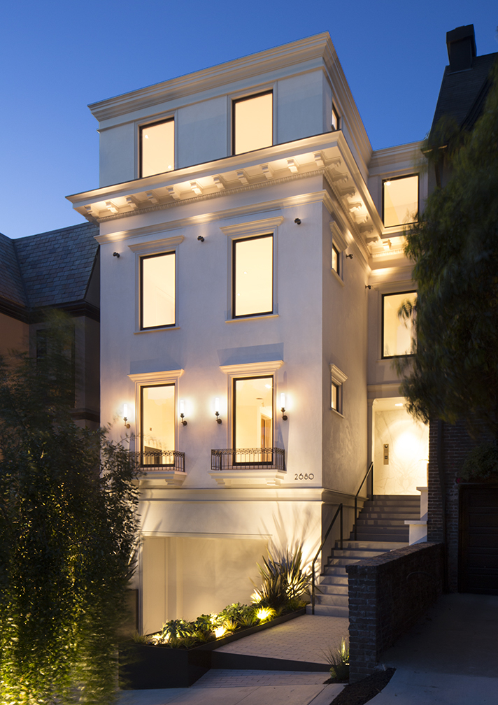 Troon Pacific, Inc.'s latest development, Residence 2680, in San Francisco, California (Photo: Business Wire)