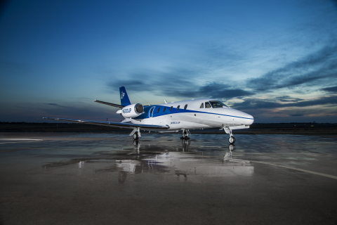 Wheels Up introduces Cessna Citation to members creating a closed-fleet of jets. (Photo: Business Wire)