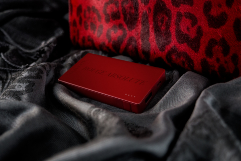 limited edition mophie powerstation designed by Valentino (Photo: Business Wire)