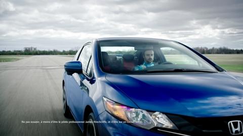 Afin d?attirer l?attention sur la culture d?entreprise unique de Honda enracinée dans le sport autom ...