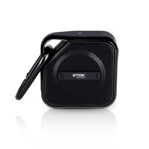 The TDK Life on Record TREK Micro Bluetooth(R) Wireless Speaker is now available. (Photo: Business W ...