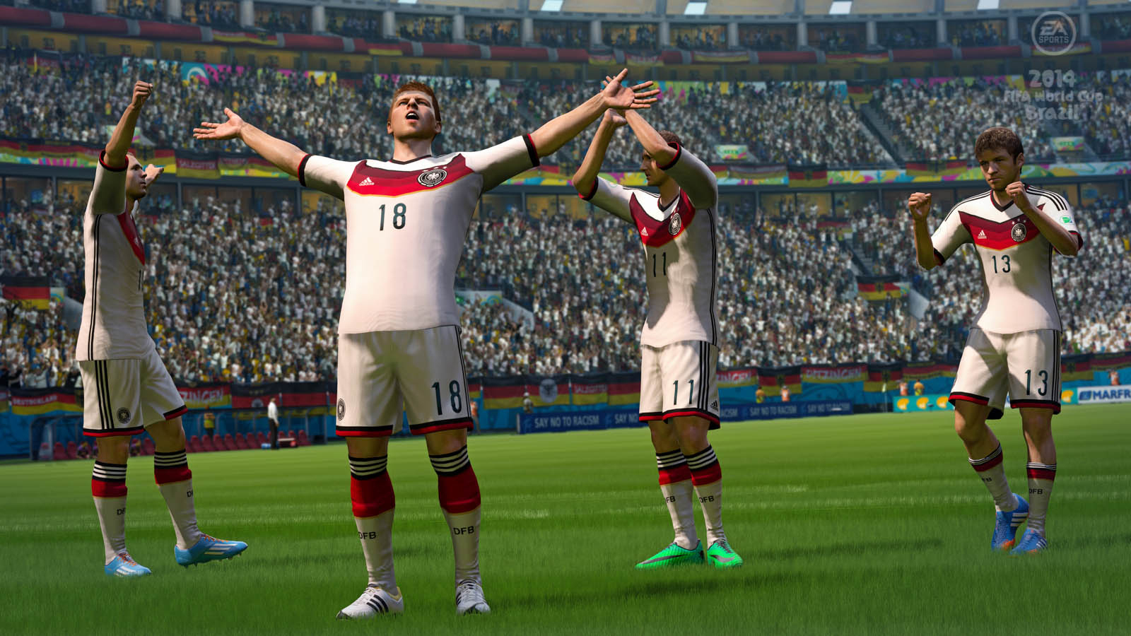 Ea Sports Predicts Germany Will Become First European Nation