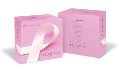 BRCATrueはシーケンシングおよび欠失/重複解析の次世代検査サービスとして、乳がん、卵巣がん、その他の種類のがんに関連のある遺伝子BRCA1およびBRCA2の変異を検出できます。BRCATrueは>99.99%もの感度と、業界で最も広いBRCA1/2のカバレッジを有しています。(写真:ビジネスワイヤ)