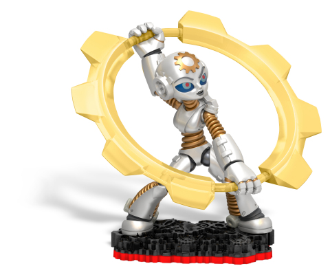 Skylanders® fans can now pre-order Gearshift for Skylanders Trap Team™ (Photo: Business Wire)