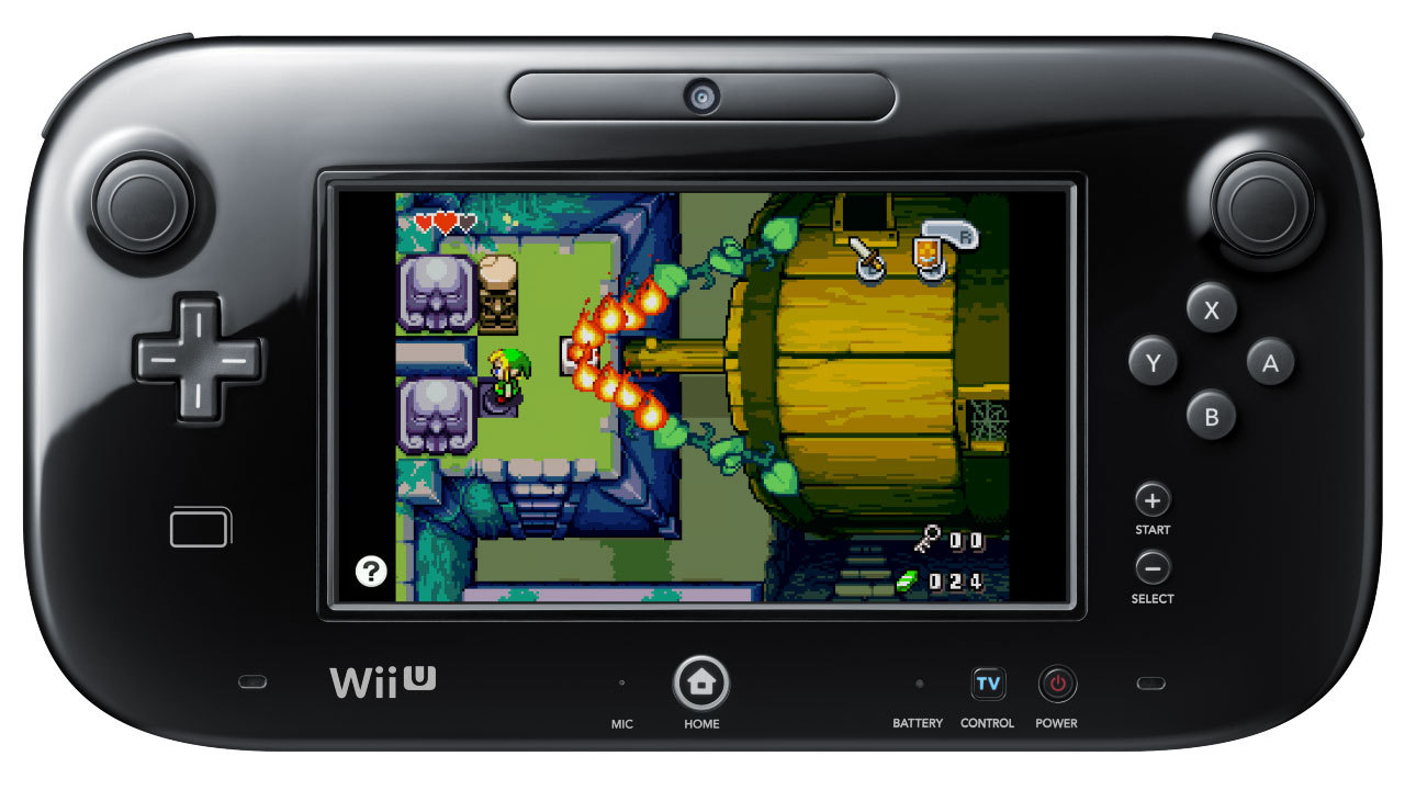 The Legend of Zelda: The Minish Cap plays a pivotal part in the Four Swords storyline of The Legend of Zelda series, and is the first and only game in which Link explores the land of the Minish - a tiny, mysterious kingdom on the surface of Hyrule. (Photo: Business Wire)