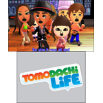 In Tomodachi Life, Mii characters hang out, play concerts, engage in rap battles and even partake in cool games like Tomodachi Quest, a mini-RPG adventure. (Photo: Business Wire)