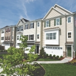 Townhomes at Mercer Court (Photo: Business Wir