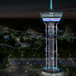 "Video Animation of World's Tallest Rollercoaster and Entertainment Complex ""The Skyscraper™ at SKYPLEX™"" Coming to the Orlando Skyline in 2016."