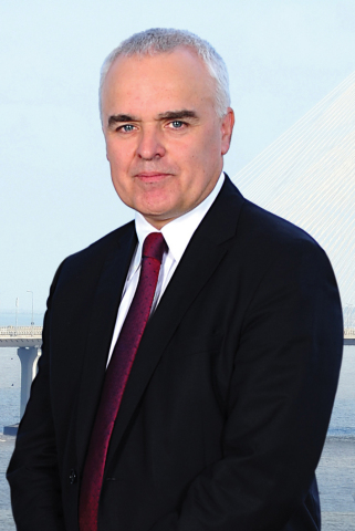 Mr. Laurent Demortier, CEO and Managing Director, CG. (Photo: Business Wire)