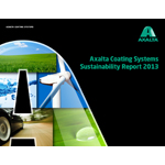 Axalta Sustainability Report 2013