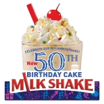 Huddle House Birthday Cake Milk Shake (Photo: Business Wire)