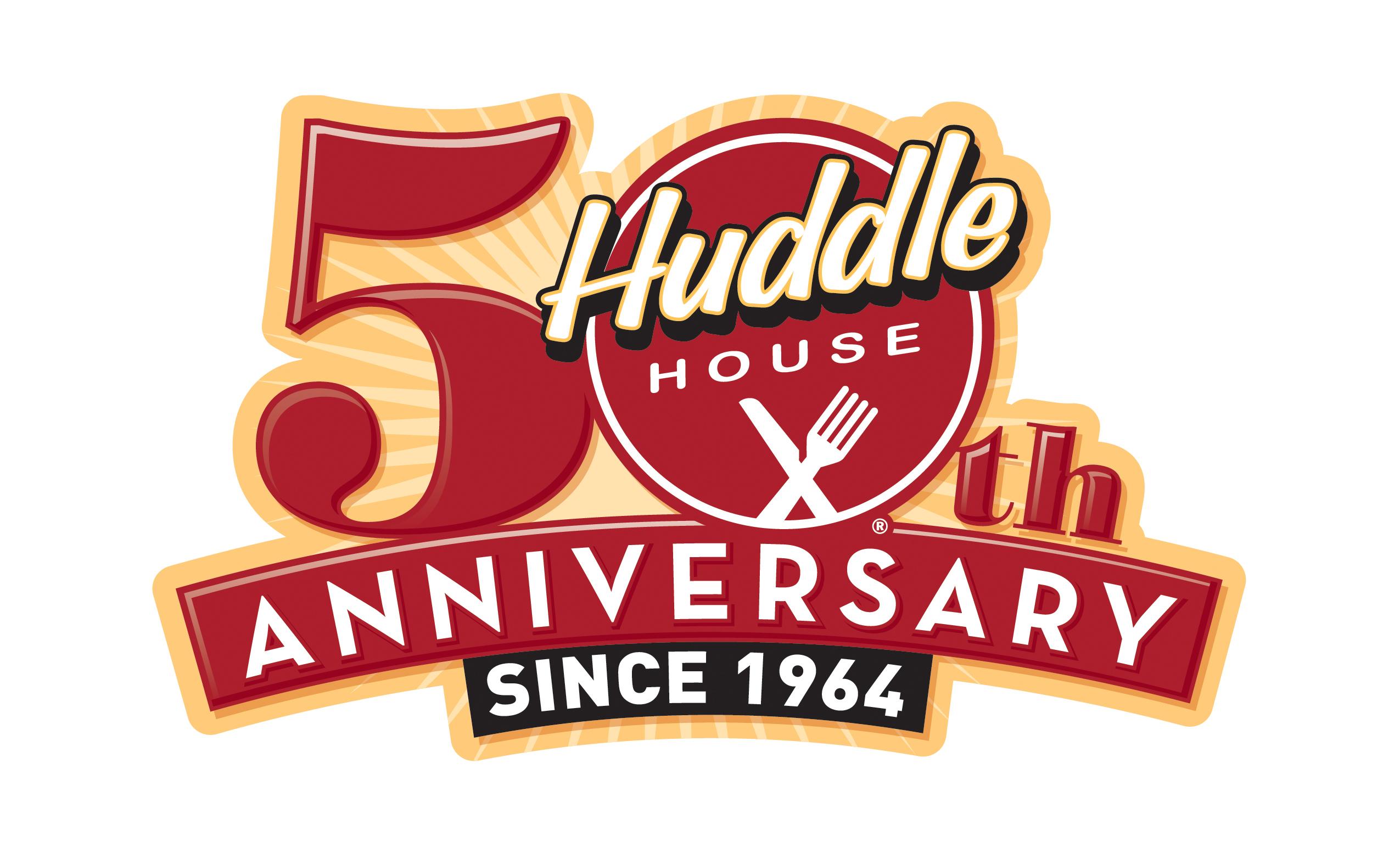 Huddle House Shakes Things Up with New Milk Shake to Celebrate