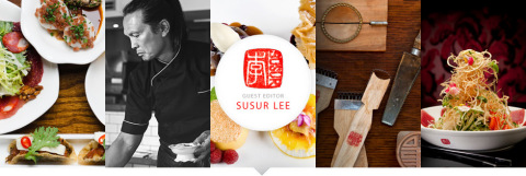 Celebrated Chef Susur Lee is Kitchen Daily Canada's launch guest editor. (Photo: Business Wire)