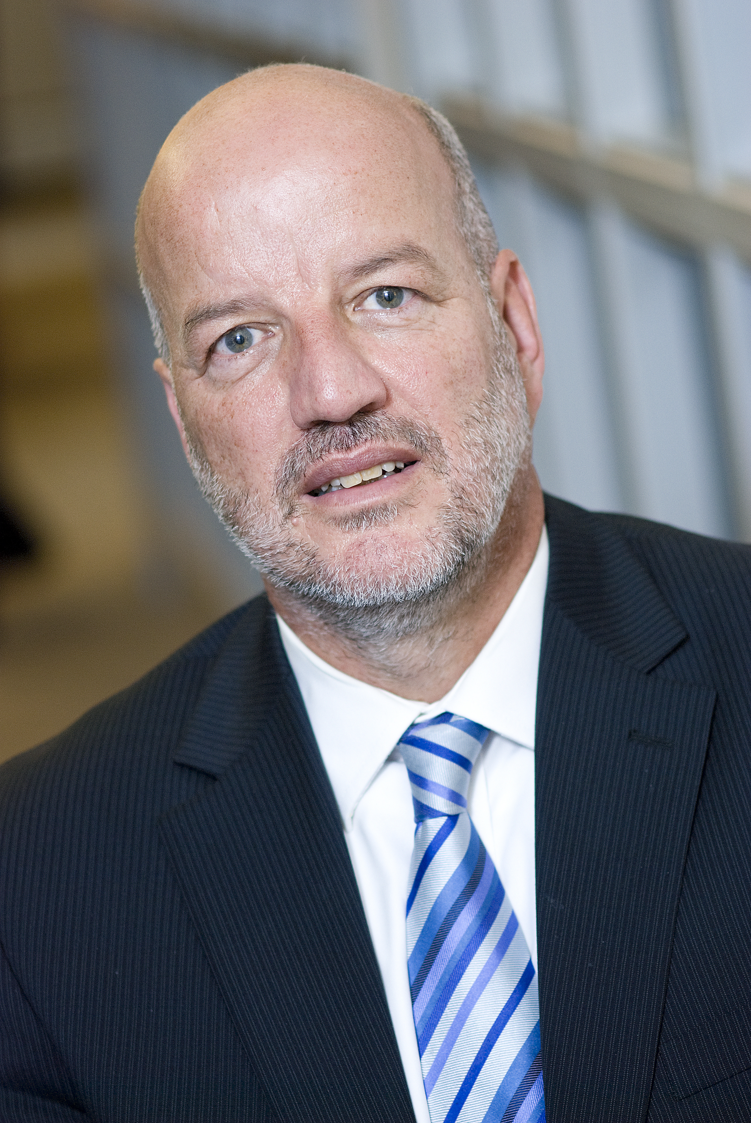 Graham Murnane is a Director of Murgitroyd Group PLC, the holding company of Murgitroyd & Company Limited and joined the firm in 1996. (Photo: Business Wire)