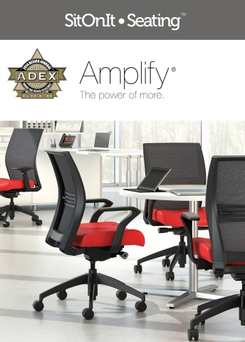 SitOnIt Seating Amplify Chair (Photo: Business Wire)