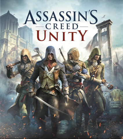 Assassin's Creed Unity for Xbox One, PS4 and PC. (Graphic: Business Wire)