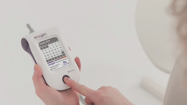 Video demonstrating how to use the next generation of EXOGEN® Ultrasound Bone Healing System from Bioventus (Video: Business Wire)